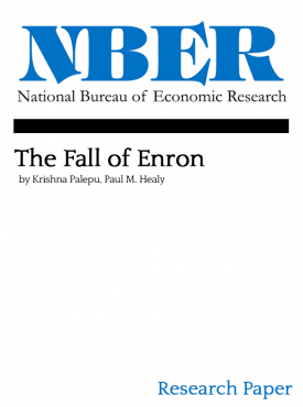 Enron Scandal Fraud   UK Essays